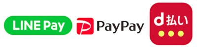 LINE Pay.PayPay.d
